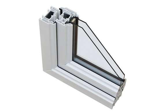 Multi pane window profile