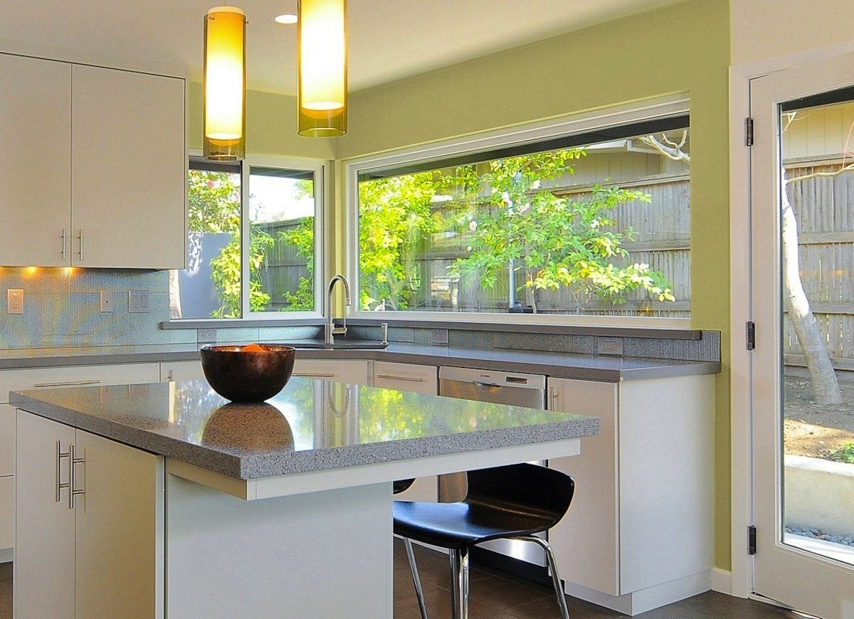 Light green kitchen interior paint colors 2016 11 for Kitchen paint colors 2016