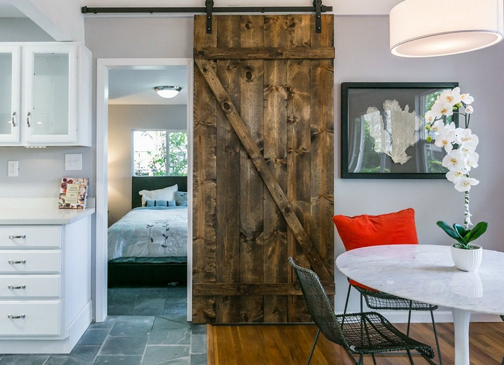 Sliding Barn Door Interior Design Trends for