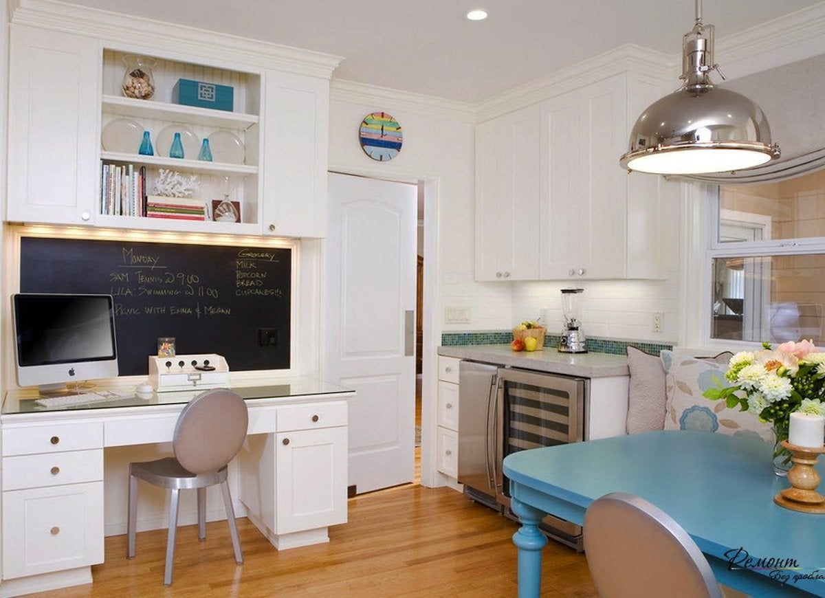 Kitchen Office Interior Design Trends For 2016 9 To Skip Bob Vila