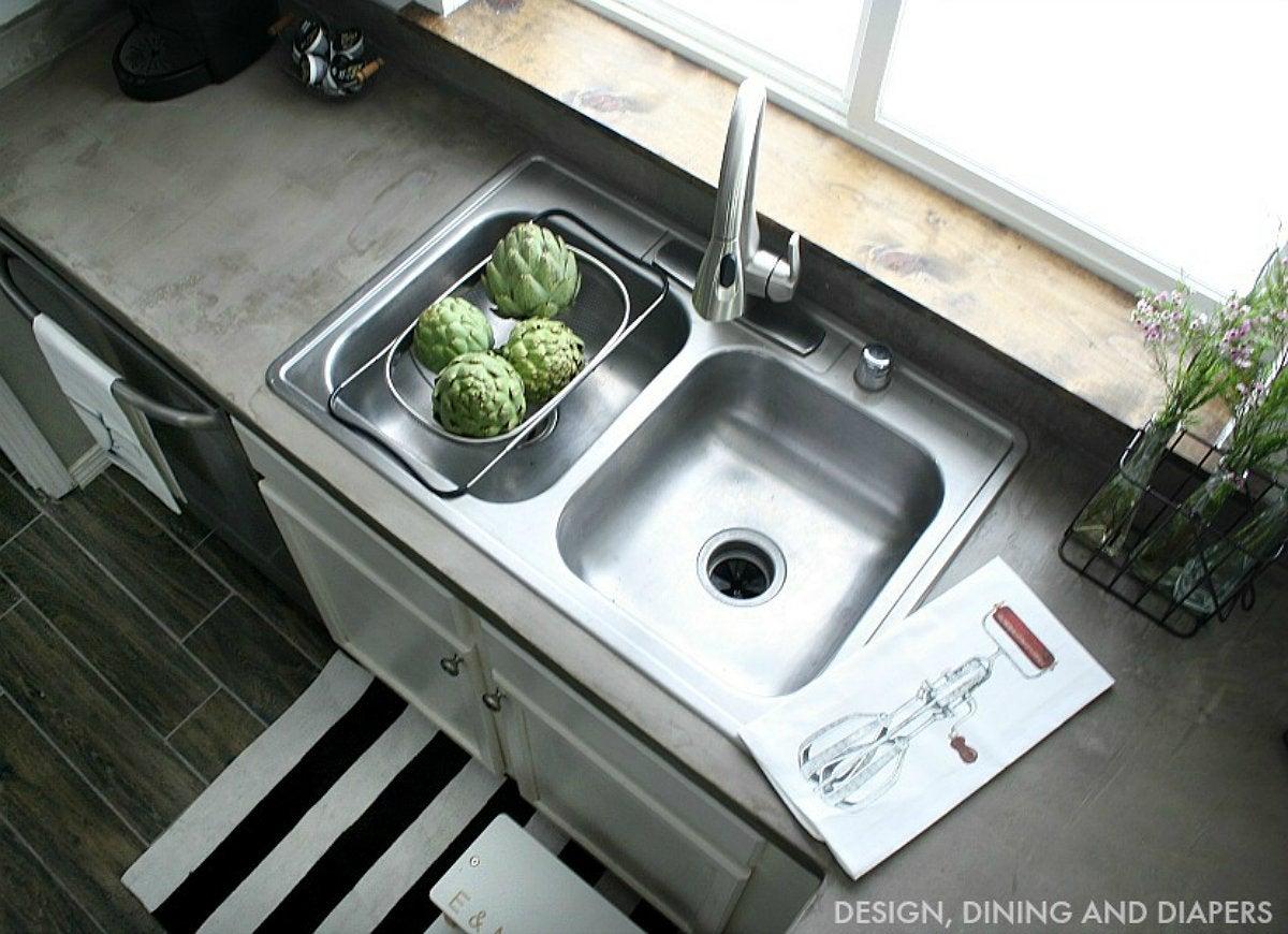 Diy kitchen update8