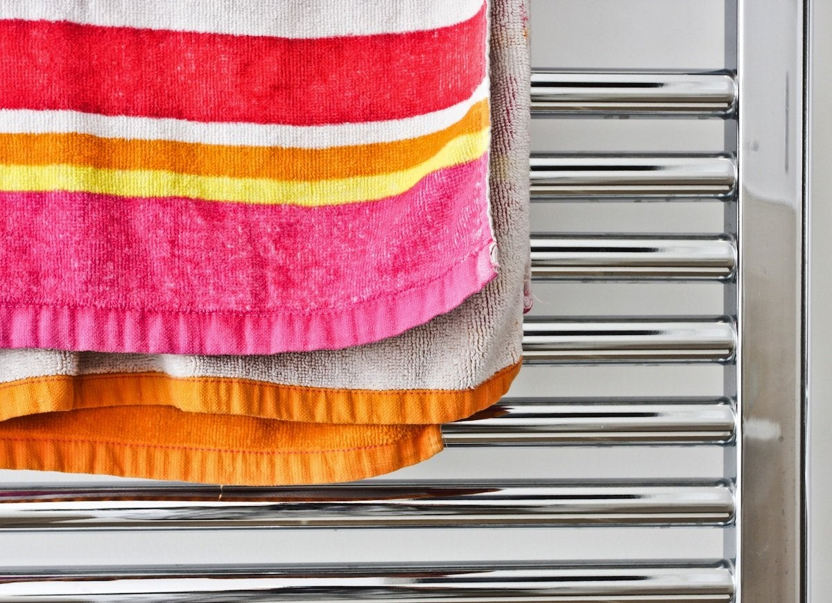 Towel heaters bathroom