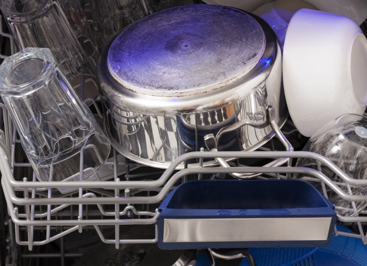 Dishwasher mistakes