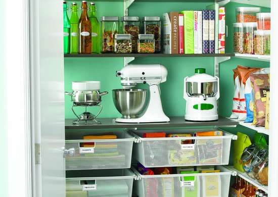 Keep the Kitchen Organized