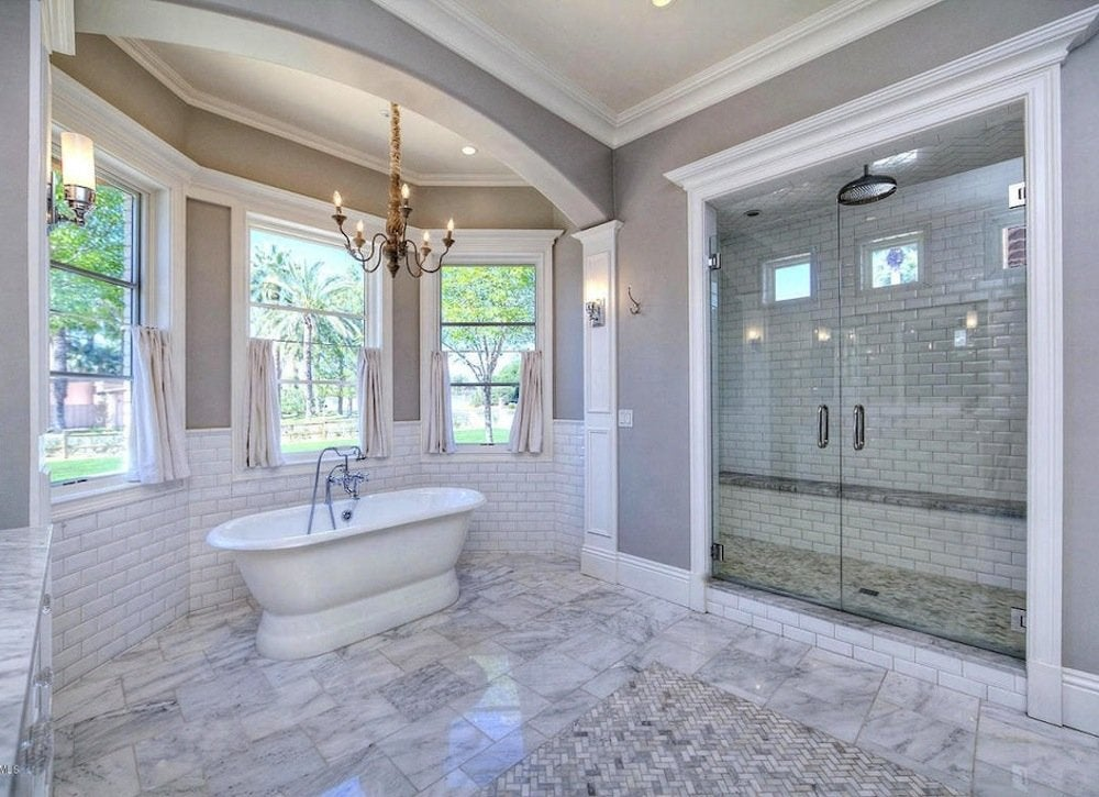 Beautiful Neale Said The Luxury Was The Amount Of Space  The Youngsters Were The First To Waterproof And Tile And The First To Use A Round Bath In Block History Im Still Not