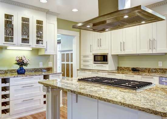 Natural stone kitchen countertop trends