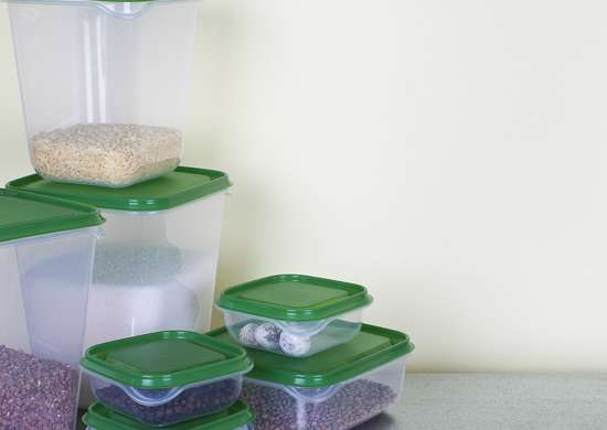 Plastic-containers