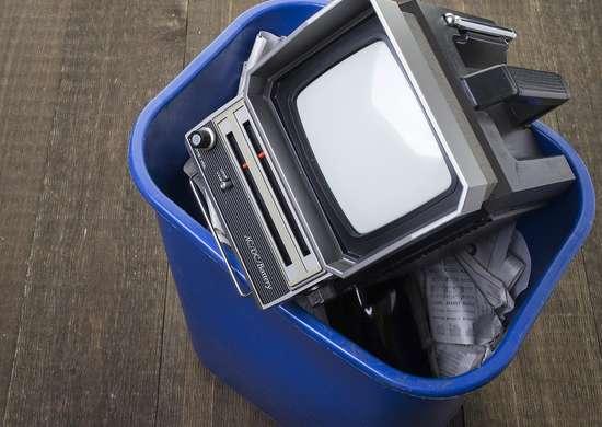 Old-electronics