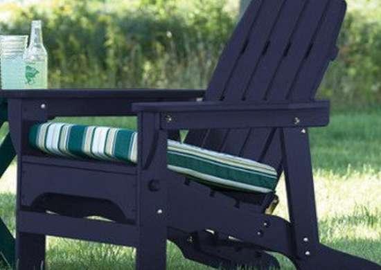Llbean.com recliner blue