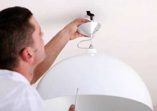 Replace a Light Fixture