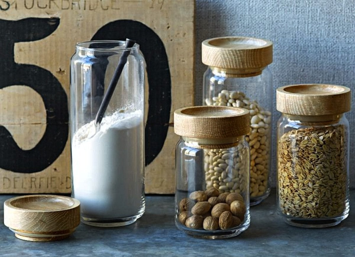 Wood-glass-storage-jars-o
