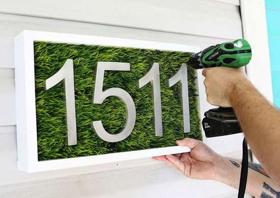 Update Your House Number