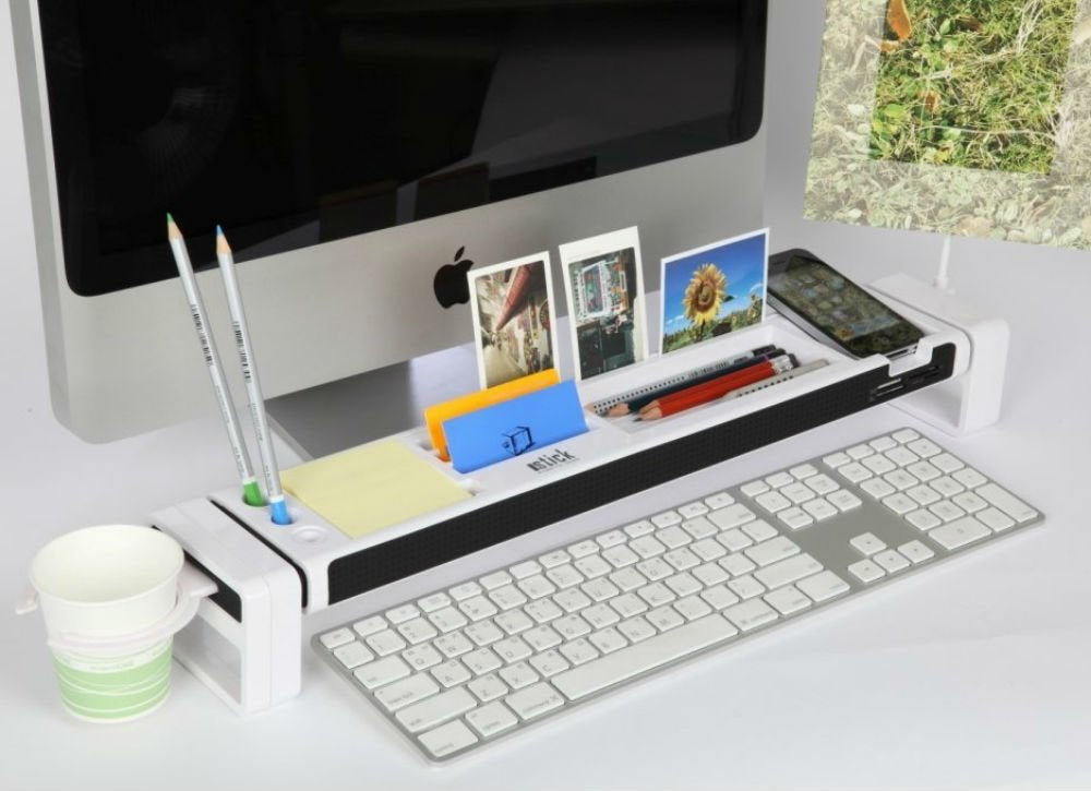How to organize 9 tools every neat freak needs bob vila - Neat desk organizer ...