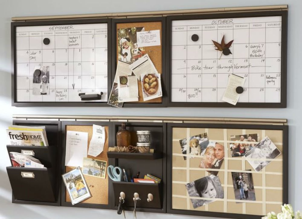 Organizing tips   command center