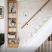 Tiny home staircase