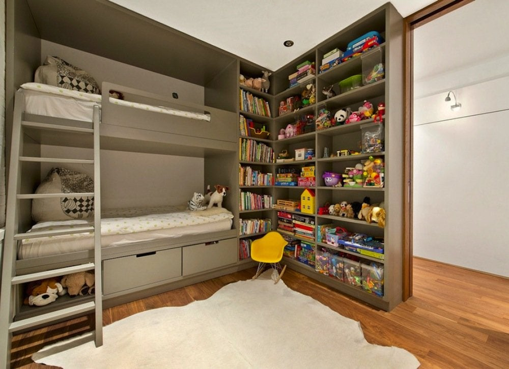 Kids Bedroom Storage Idea 18 Storage Ideas For Small