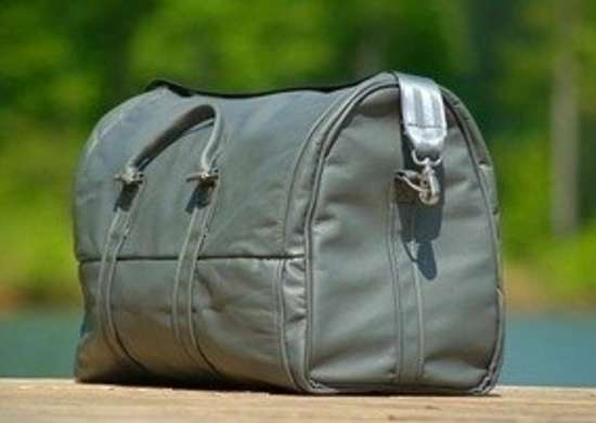Tierra ideas turbo duffle bag airplane salvage bob vila20111123 36322 1mt8fc 0
