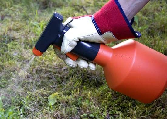 Make a Non-Toxic Weed Killer
