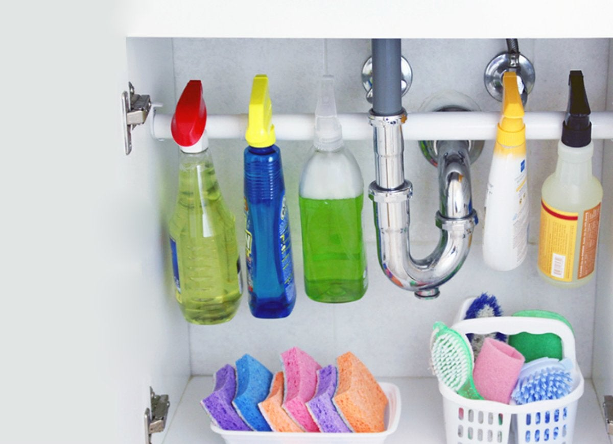 Under-sink-storage