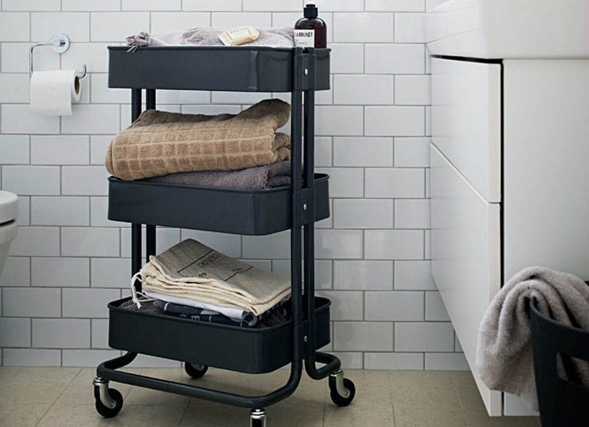 Bar-cart-storage