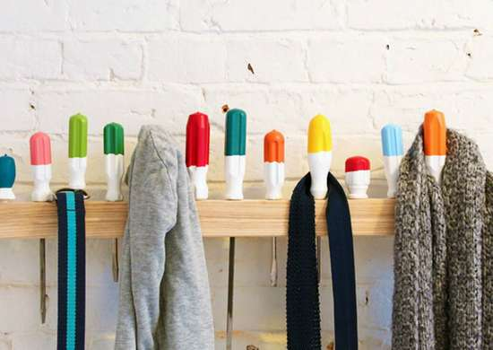 Hang Up This DIY Coat Rack