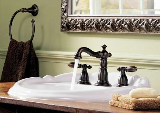 Install Water-Saving Faucets