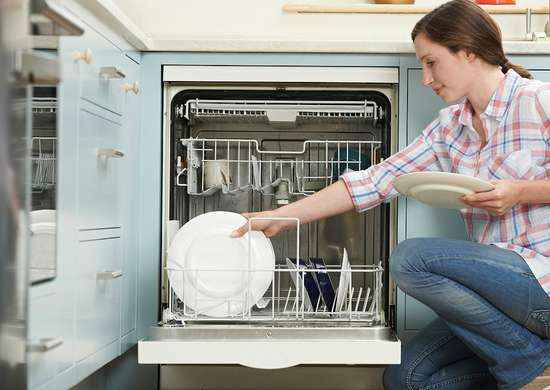 Replace Your Dishwasher to Save Water