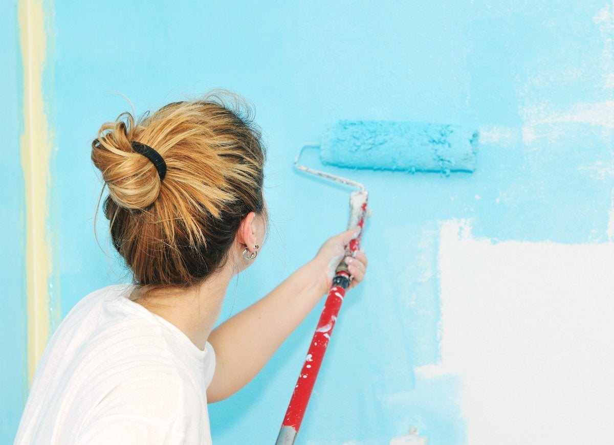 12 Easy Fixes for a Botched Paint Job - Bob Vila