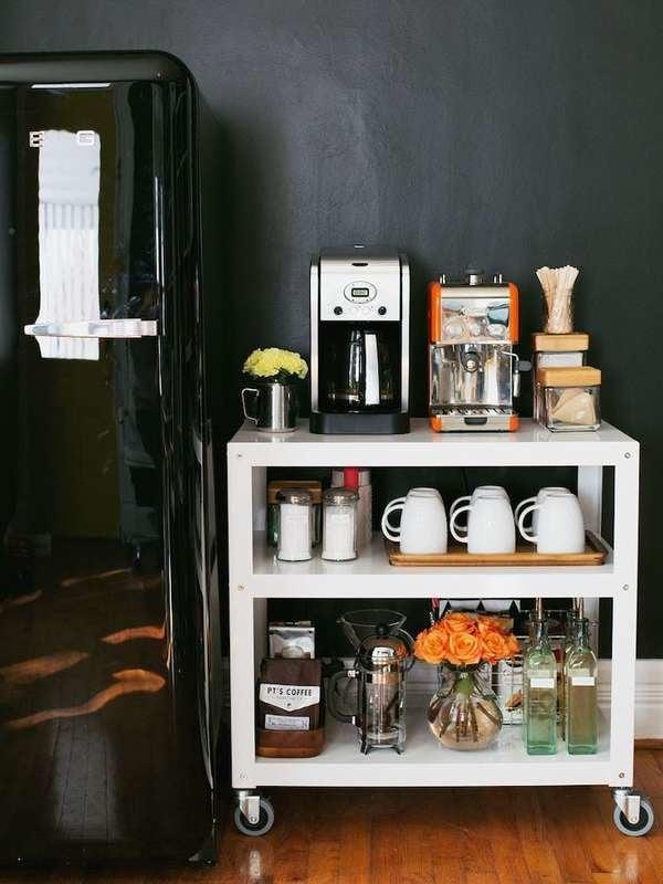 Office Coffee Cart