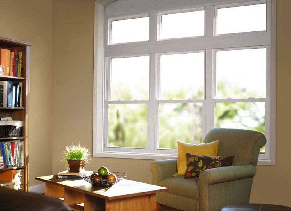 American craftsman windows