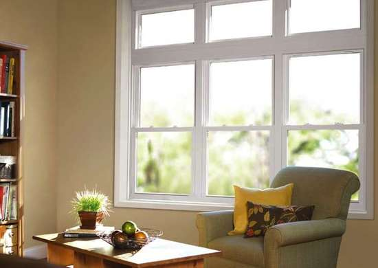 American Craftsman Double-Hung Window