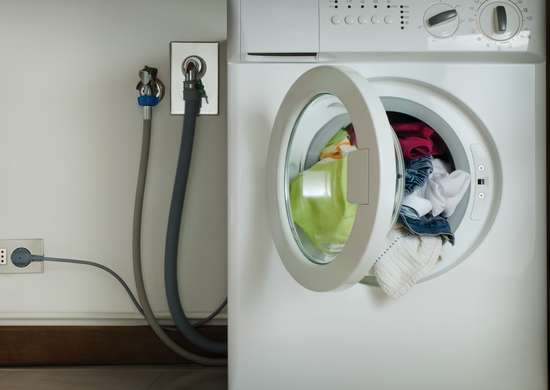 Laundry washer hoses