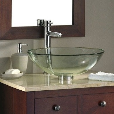 vessel sinks  works of art  bob vila, Home design