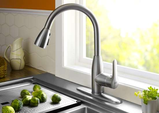 Pull_down_faucet
