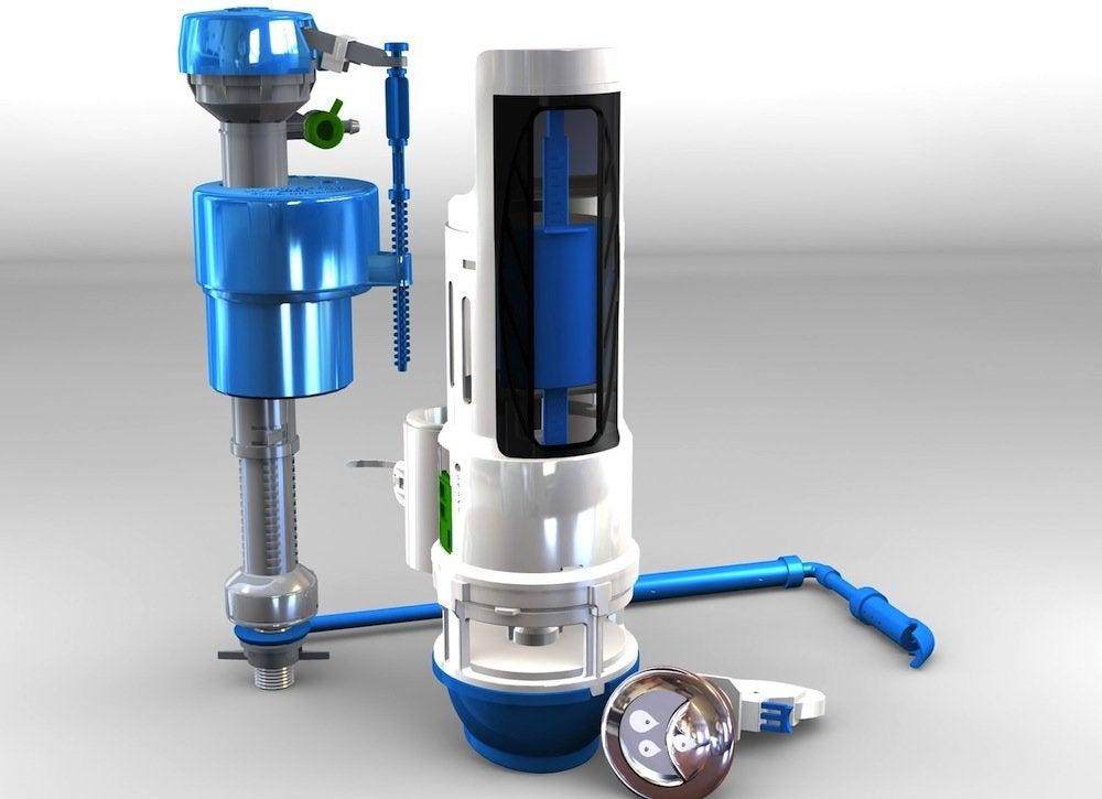 Danco hydroright dual flush converter hyr460