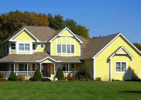 Stick With Classic Home Exterior Colors