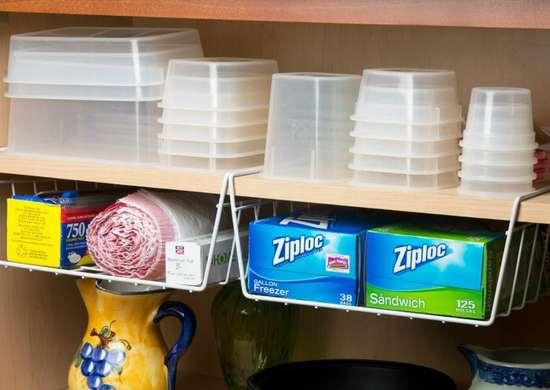 Under shelf baskets