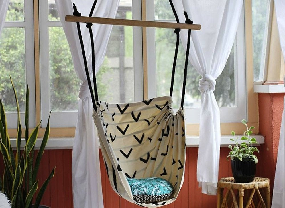 Diy indoor swing
