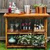 Build a Backyard Mini Bar