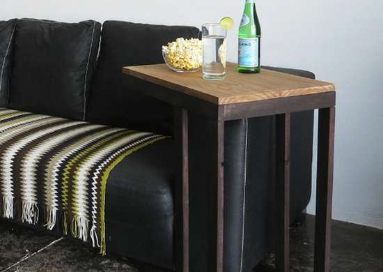 Diy cofee table