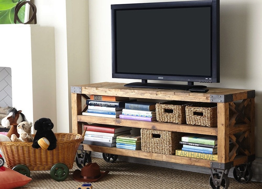 Diy-entertainment-center