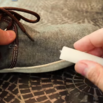 Save Your Shoelaces with Candle Wax