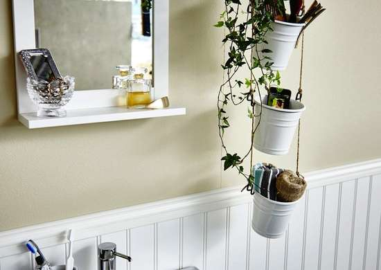 3-Tier Bathroom Storage Unit