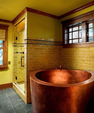 Free-Standing Tubs: Soaking Up the Luxury - Bob Vila