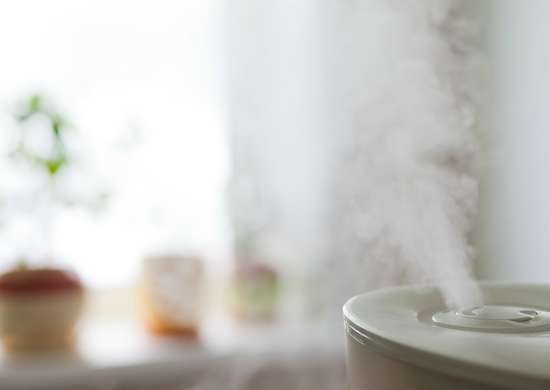 Keep a Humidifier Handly