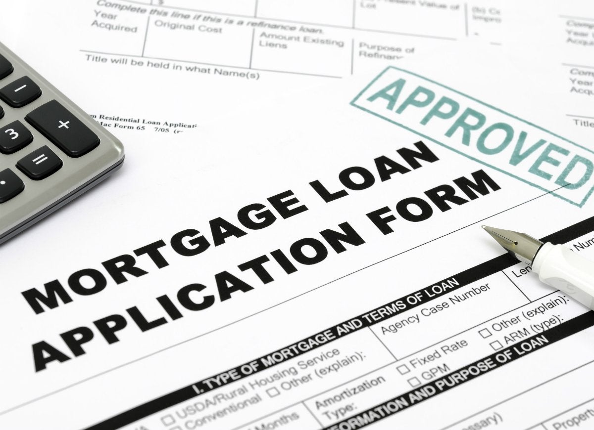 Get preapproved for loan