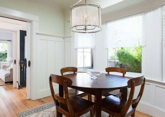 Install Wainscoting