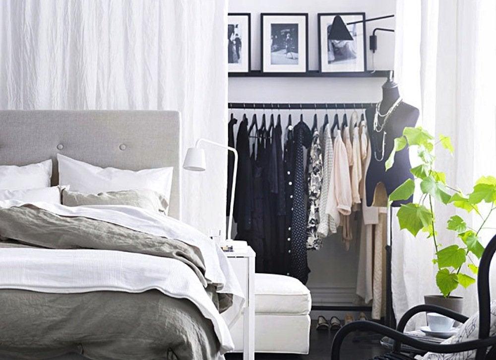 open storage in the bedroom small bedroom ideas 21 ways