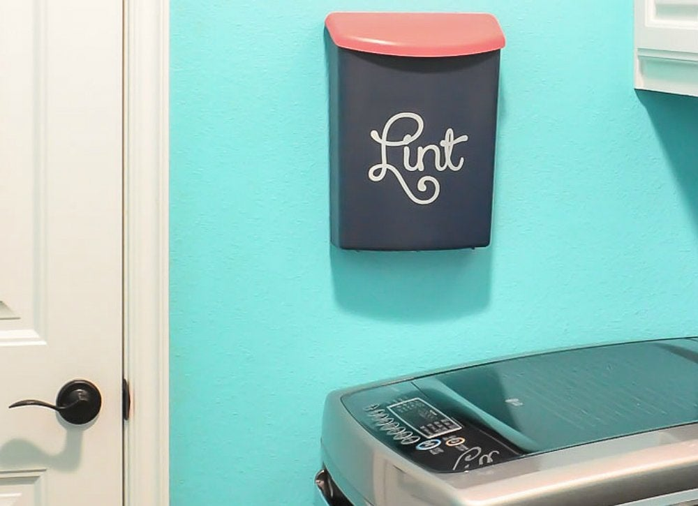 Diy laundry room 8