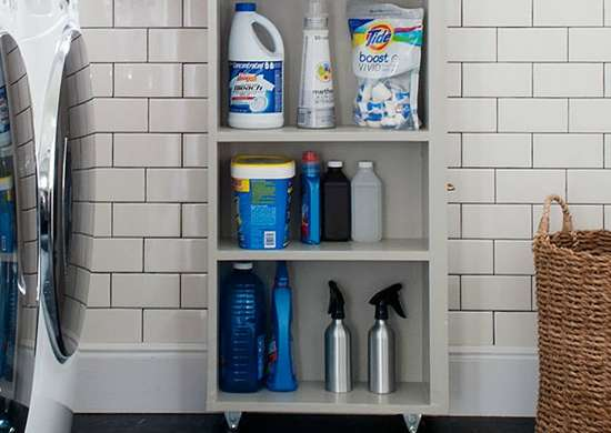 Diy laundry room 13